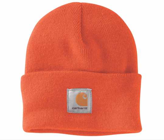 Carhartt Carhartt Watch Hat Mütze Bright Orange  - 89-0322
