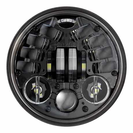 "JW Speaker JW Speaker 8690M, LED Standard 5 3/4"", Black  - 89-0441"