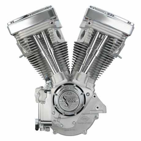 S&S Cycle S&S V80 Motor alu natur  - 89-0560
