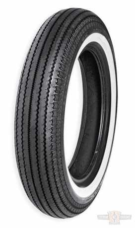 Shinko Shinko, Super Classic Front tire 4.00-19 61H TT E-270SW Single White Line  - 89-0740