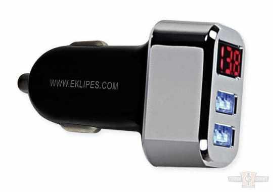 Eklipes Eklipes Duo USB Smart Charger  - 89-1961