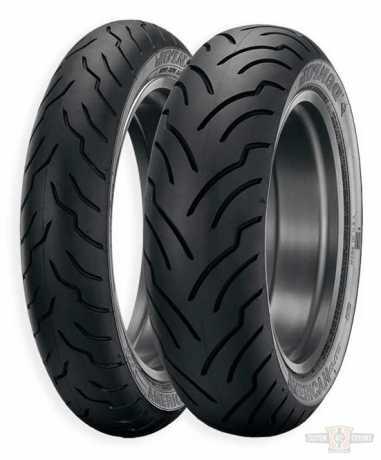 Dunlop Tire, Rear, American Elite, 180/65 B 16 M/C, 81 H, TL  - 89-2260