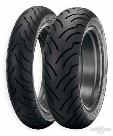 Dunlop Dunlop Front Tire American Elite 130/70 B 18 M/C , 63 H, TL/TT  - 89-2268