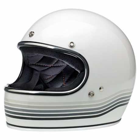 Biltwell Biltwell Gringo LE Spectrum, gloss white DOT  - 89-2318V