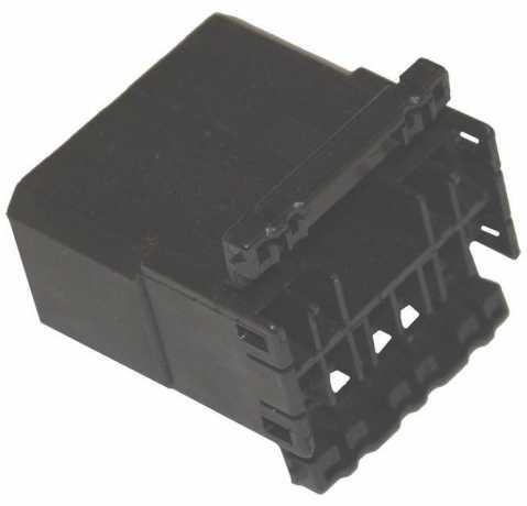 Namz Namz AMP Multilock 10-Wire Cap Housing  - 89-3137