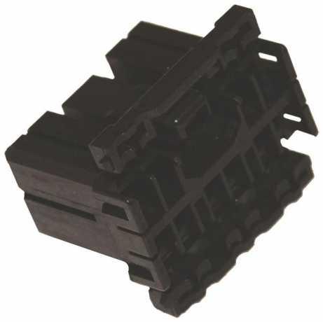 Namz Namz AMP Multilock 10-Wire Plug Housing  - 89-3139