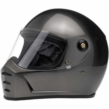 Biltwell Biltwell Lane Splitter Helm ECE, bronze metallic  - 89-3176V