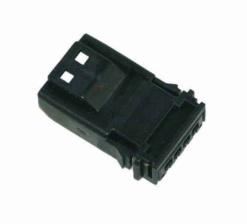 Namz Namz MX-1900 4-Position Black Pin Housing  - 89-3297