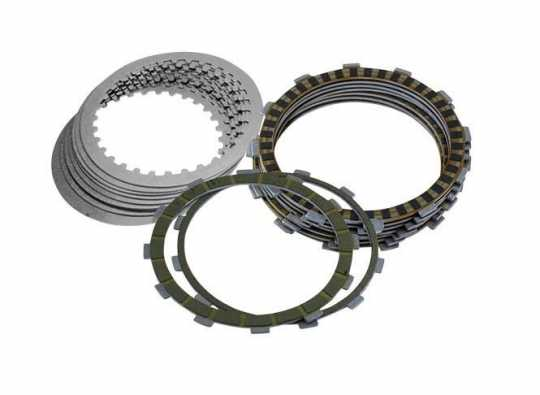 Barnett Clutch Plate Kit- Carbon Fiber