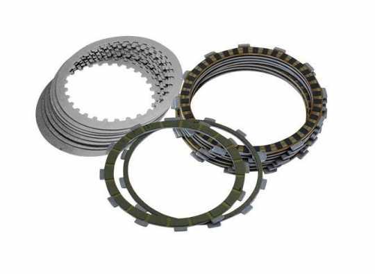 Barnett Barnett Kupplungsplatten Kit- Carbon Fiber  - 89-3681
