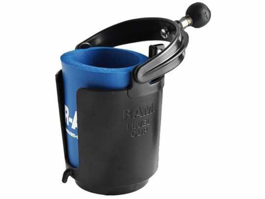 RAM Mounts RAM Level Cup™ Drink Holder mit Koozie  - 89-3924