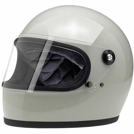 Biltwell Biltwell Gringo S Helm Gloss Polar Green DOT  - 89-4002V