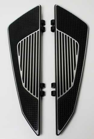 Kodlin Kodlin F32 Floor Board Black Kontrast 4-Step Adjustable  - 89-4326