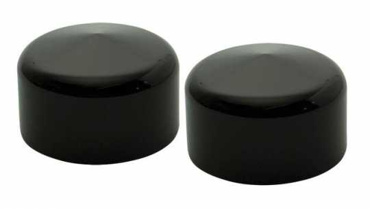 Flywheel Design Flywheel Design Rear Axle Covers, black  - 89-4401