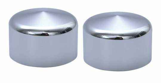 Flywheel Design Flywheel Design Rear Axle Covers, chrom  - 89-4402