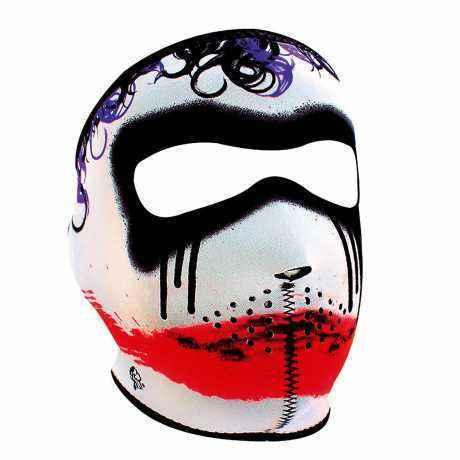 ZANheadgear ZANheadgear Full Face Gesichtsmaske Trickster  - 89-4455