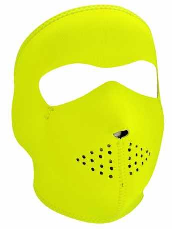 ZANheadgear ZANheadgear Full Face Gesichtsmaske High-Vis Lime  - 89-4459