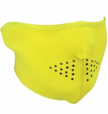 ZANheadgear ZANheadgear Half Mask High-Visibility Lime  - 89-4465