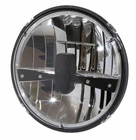 "Highsider Highsider 7"" LED Headlight Insert, Typ 3 black  - 89-4521"