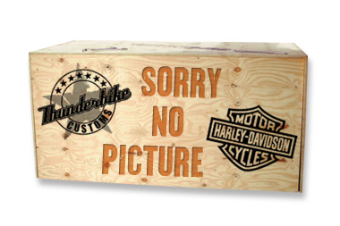 LaRosa LaRosa Canvas Left Side Saddle Bag with Fuel Bottle - Army Green Canvas with Brown Strap  - 89-5031