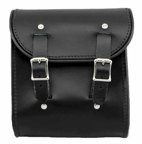 LaRosa LaRosa Leather Sissy Bar Bag black  - 89-5050