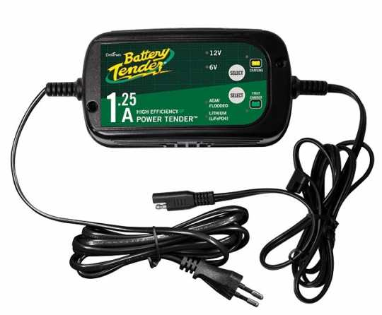 Battery Tender Tender Plus 1.25A Charger