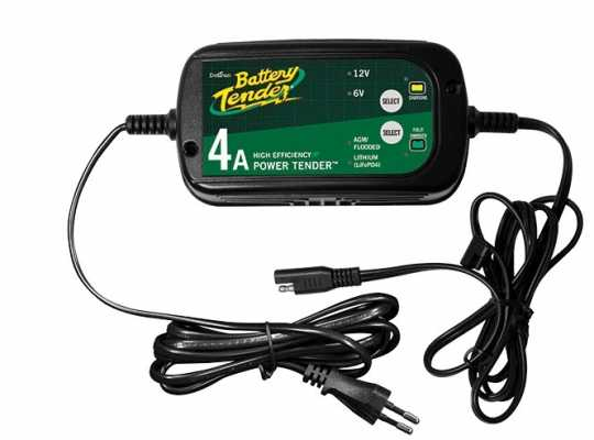 Battery Tender Battery Tender Power Tender Selectable 4A  - 89-5141