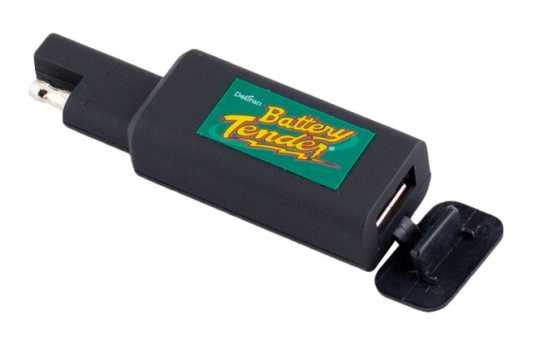 Battery Tender Battery Tender USB Charger black (QDC Plug)  - 89-5144