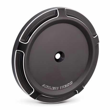 Arlen Ness Arlen Ness Cover Beveled, black  - 89-5344