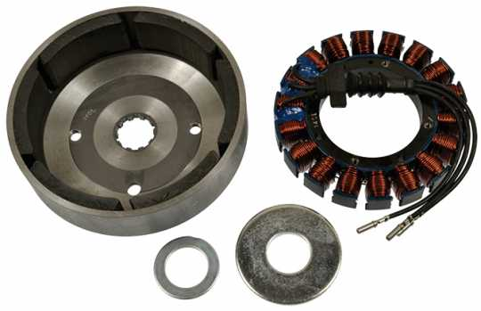 Standard Motorcycle Products Standard Stator/Rotor Kit 38A  - 89-5429