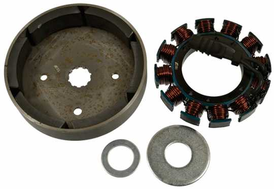 Standard Motorcycle Products Standard Stator/Rotor Kit 32A  - 89-5430