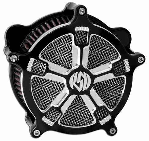 Roland Sands Design RSD Luftfilter Venturi Turbo, Contrast Cut  - 89-5884