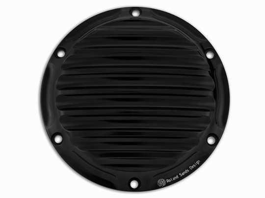 Roland Sands Design RSD Kupplungsdeckel Nostalgia, Black Ops  - 89-5929