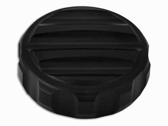 Roland Sands Design RSD Rear Master Cylinder Cap Nostalgia, Black Ops  - 89-6221