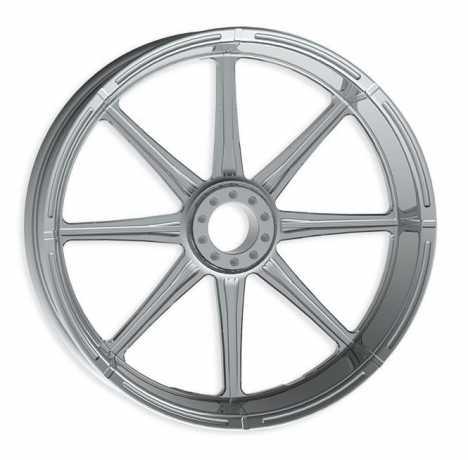 RevTech RevTech Assembled  Velocity Front Wheel  21 x 3,5  Chrome  - 89-6679