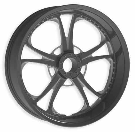 RevTech RevTech T5 Front Wheel  26 x 3,5   Black  - 89-6690