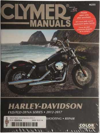 Clymer Clymer Book HD M255  - 89-9564