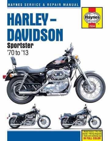 Haynes Repair Manual  - 89-9567