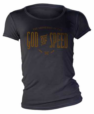 John Doe John Doe T-Shirt God Of Speed Woman L - 89-4619
