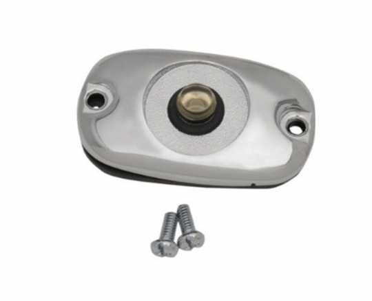 Custom Chrome Hauptbremszylinder Cover hinten chrom  - 89-4905