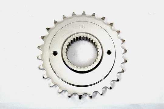 "Custom Chrome Transmission Sprocket 26T 1/2"" Offset  - 89-4955"