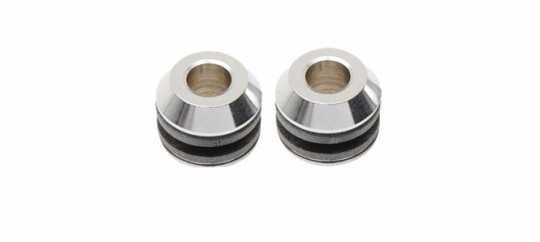 "Replacement Bushings For Detachable Docking Hard Ware , .150"" Slot , .640"" Diameter , 3/8"" Hole  - 89-4965"