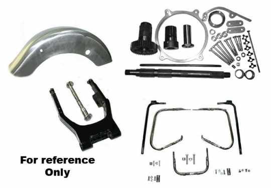 Saddle Bag Support  - 89-5006