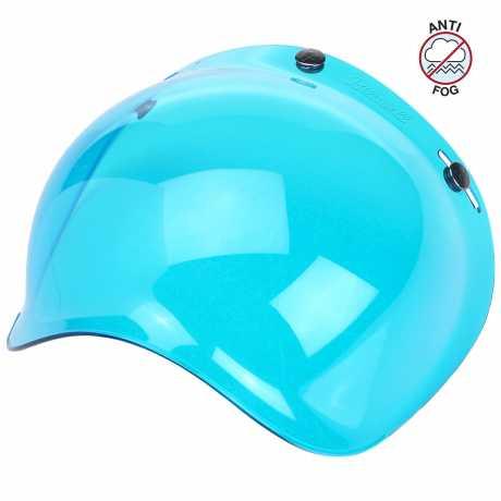 Biltwell Biltwell Bubble Shield blue (Anti-Fog) - 90-0318