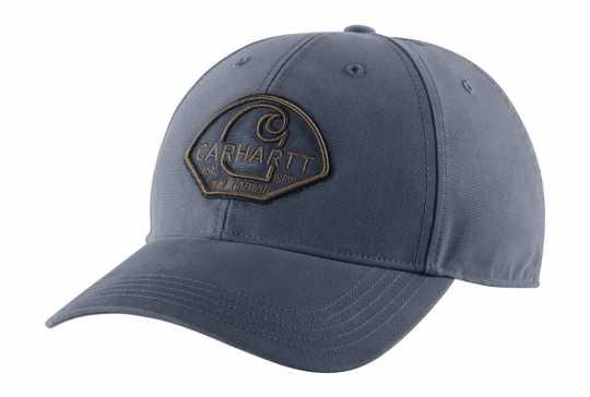 Carhartt Carhartt Moore Baseball Cap stone blau  - 90-0721