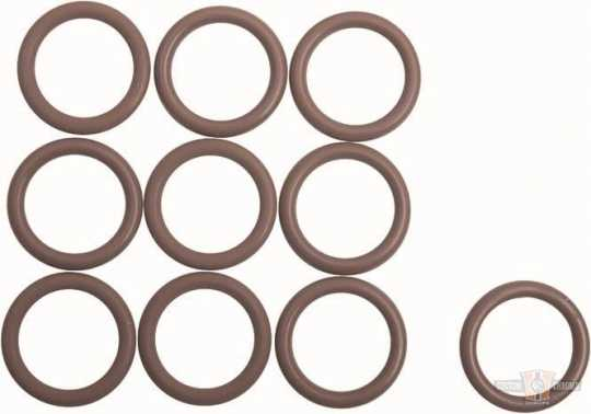 Cometic Oil Return/Transmission Plug O-Ring  (10)  - 90-1441