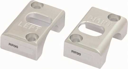 Rebuffini Rebuffini RR90 Handlebar Drilling Template  - 90-1538