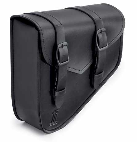 Harley-Davidson Black Standard Luggage- Swingarm Bag  - 90201768