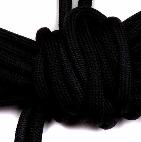 Magellan & Mulloy Magellan & Mulloy Schnürsenkel schwarz   165 cm - 9021-02-BLACK