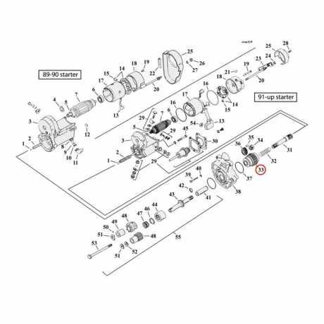 WAI WAI, starter clutch assembly Replac  - 903437